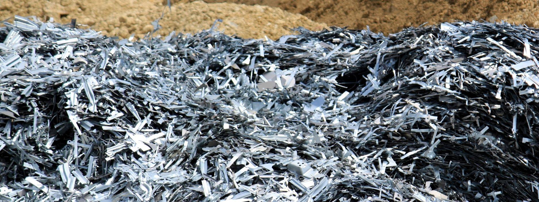 Recycling metal