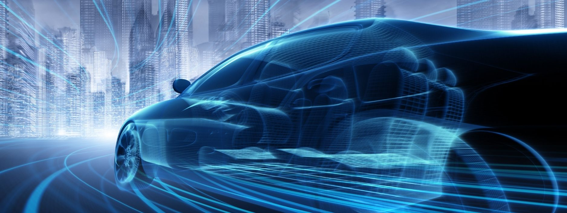 Future car concept