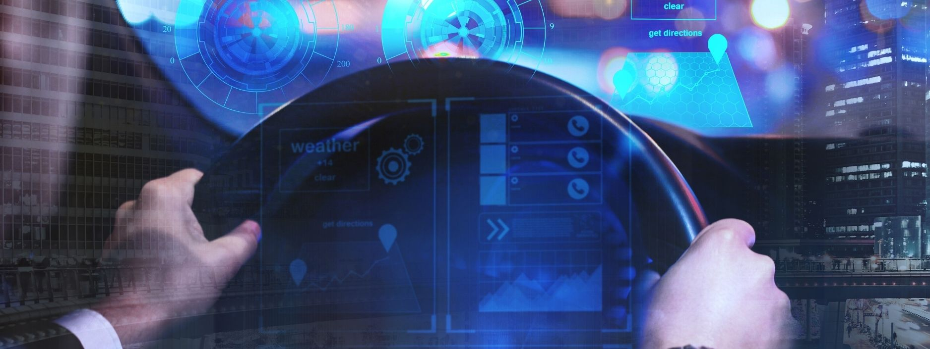 AI windscreen