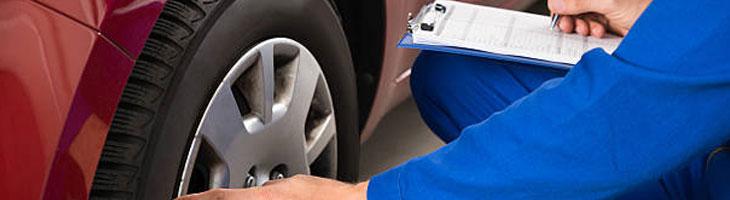 MOT Tyre Inspection
