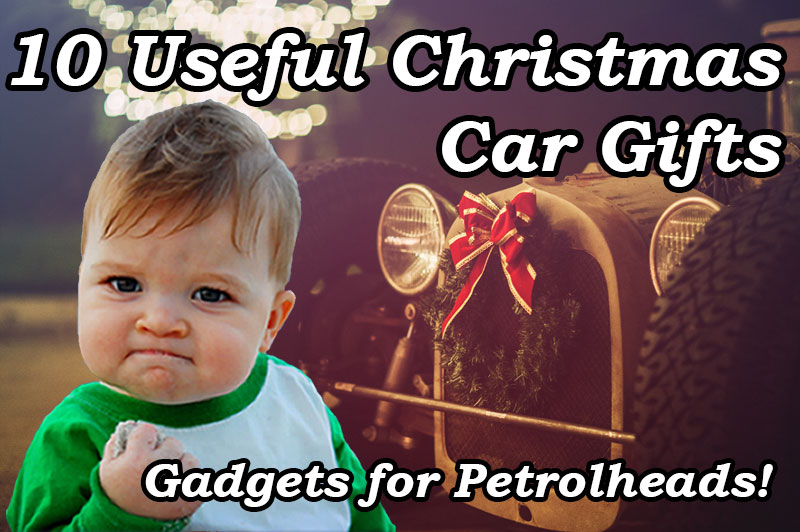 Car Christmas Gift Ideas 2015