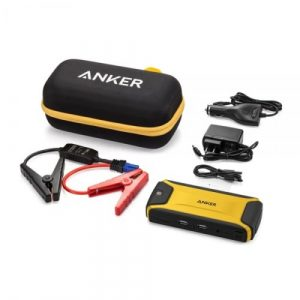 Christmas Car Gifts: Compact Jump Starter