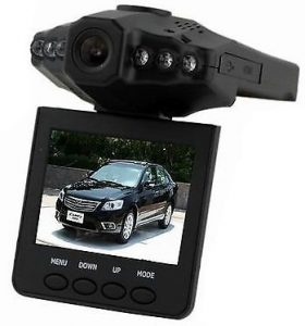 Christmas Car Gifts: Dashboard Camera