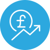 Money Chart Icon