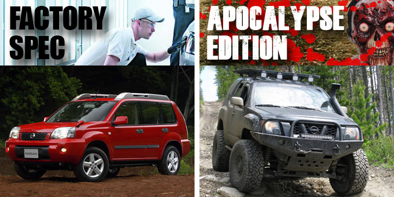 Top 10 Cars To Survive A Zombie Apocalypse