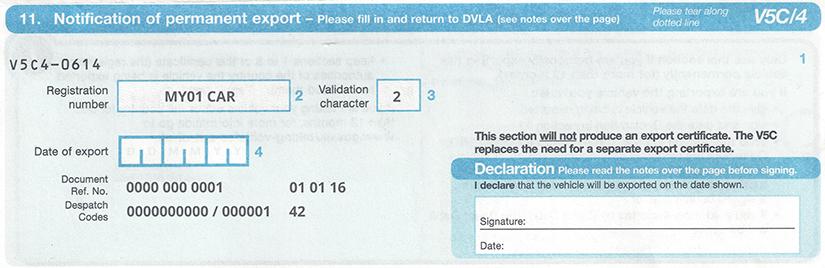 V5C Section 11