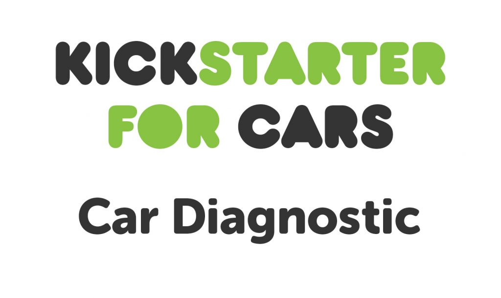 kickstarter for cars - Car Diagnostic