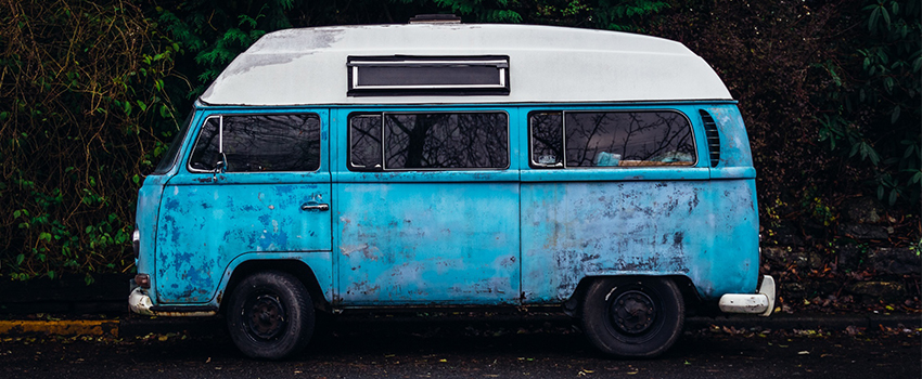 sell my van as scrap
