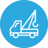 broken and damaged car collection