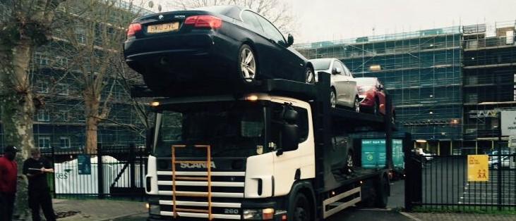 Birmingham scrap car collection