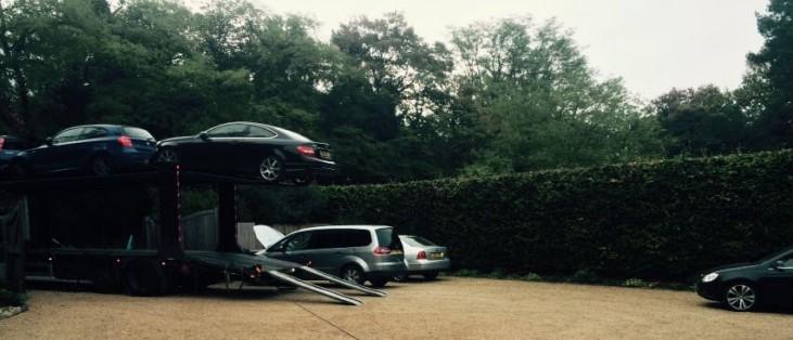 Brighton scrap car collection