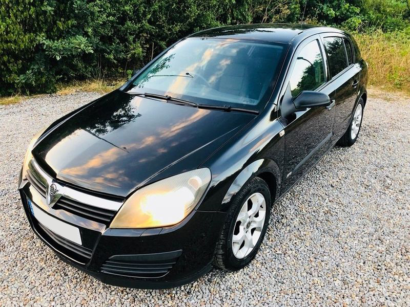 Vauxhall Astra Scrap Car
