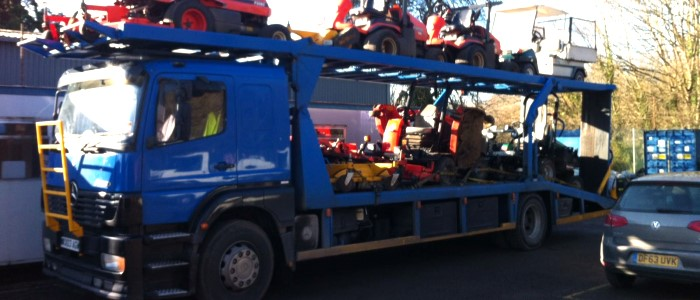 Scrap car collection in Wolverhampton