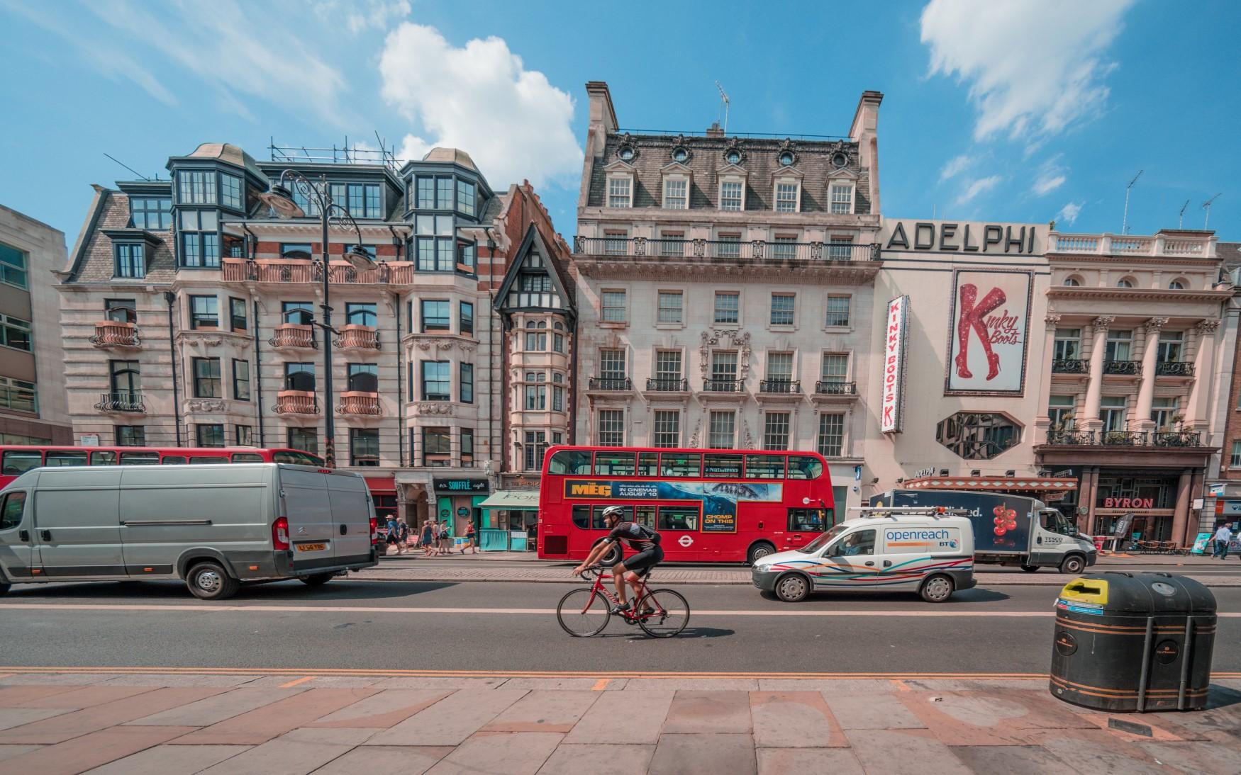Vans qualifying for London Scrappage Scheme