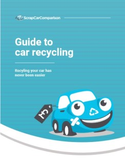 Guide to recycling a car