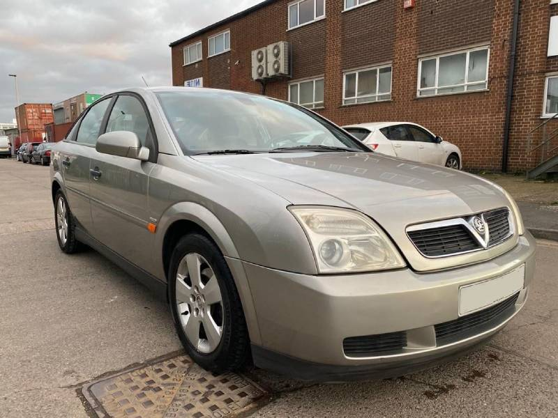 Vauxhall vectra scrapped in 2019