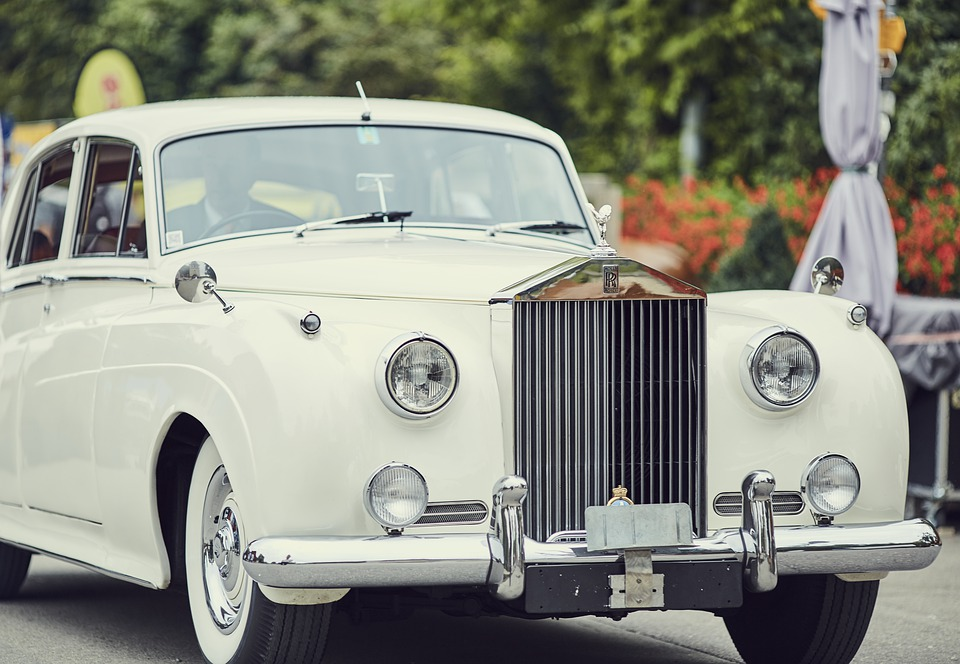 Rolls Royce Silver Cloud 2