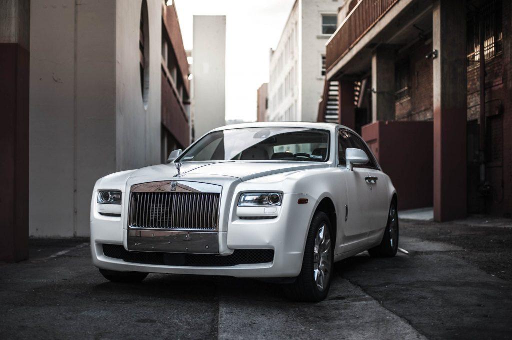 Rolls Royce Drophead Coupé