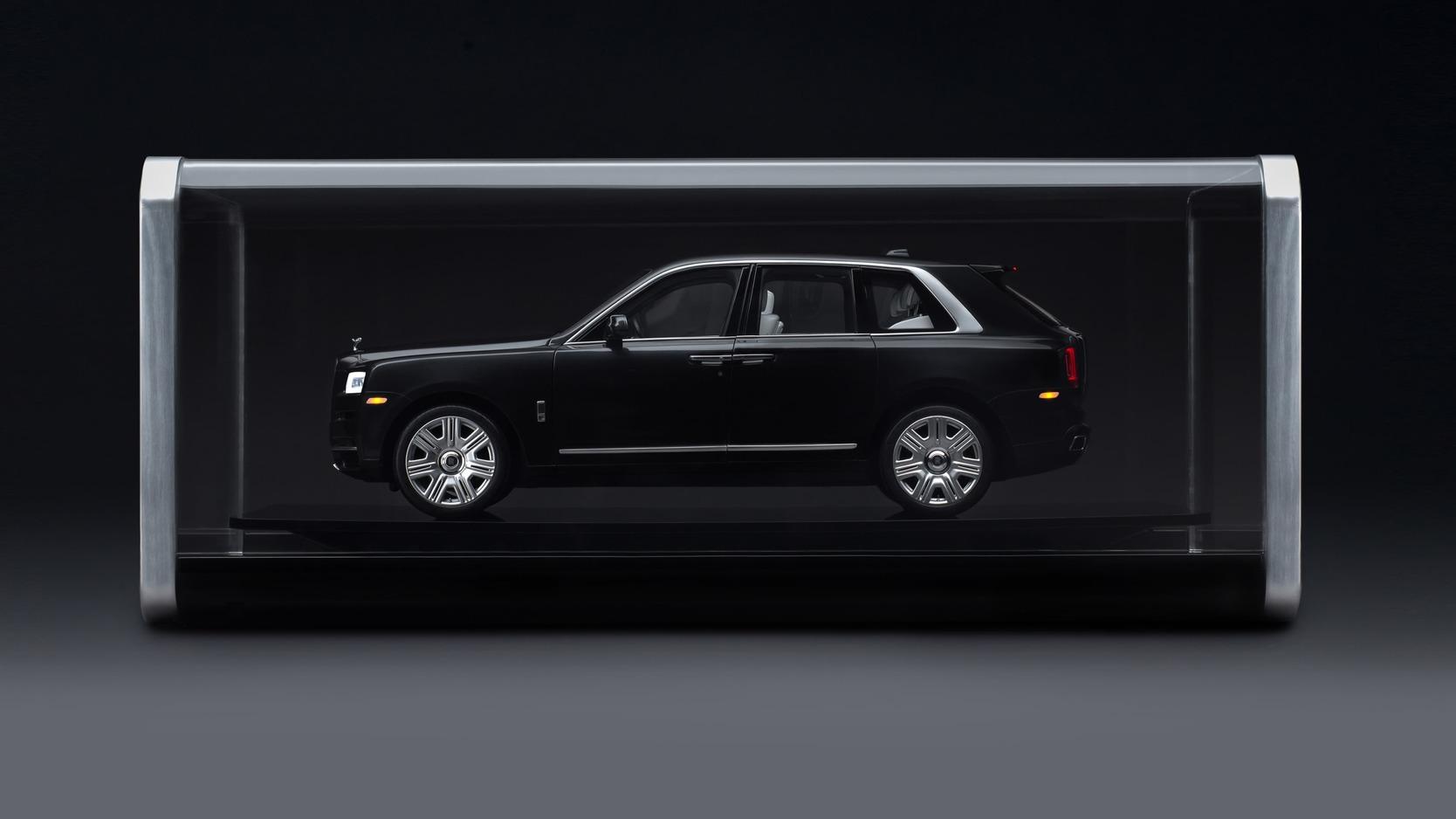 The Rolls Royce Cullinan