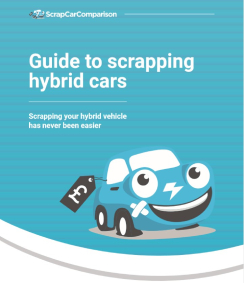Guide to recycling a hybrid car