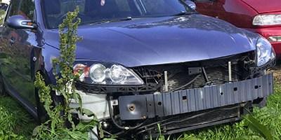 Selling a damaged car