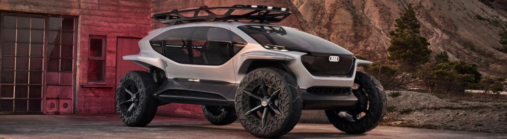 Audi AI Trail Concept